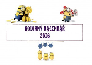 HomeCalendar2016Minion