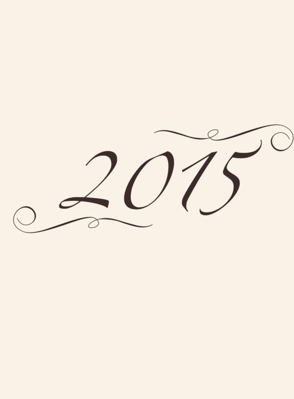 Rodinný kalendář 2015