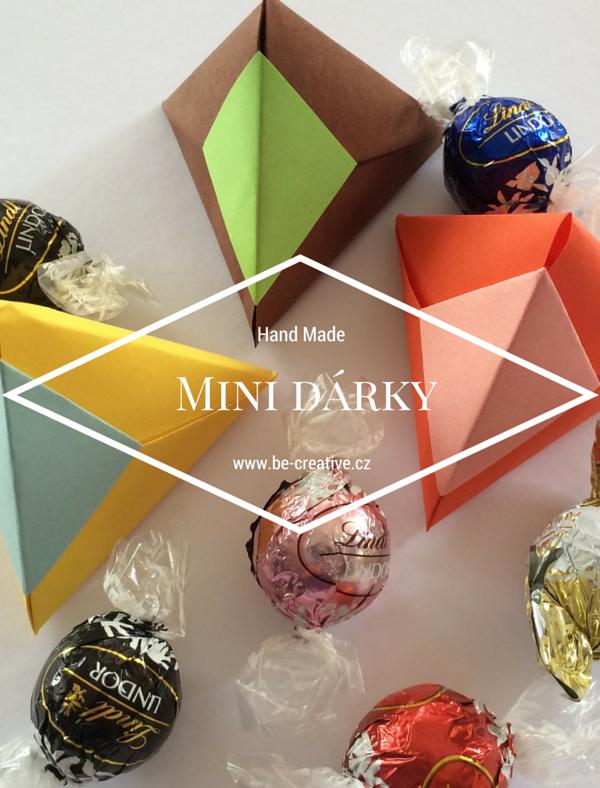 Handmade Mini dárky